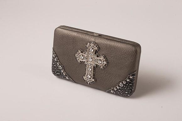 Antique Silver Wallet