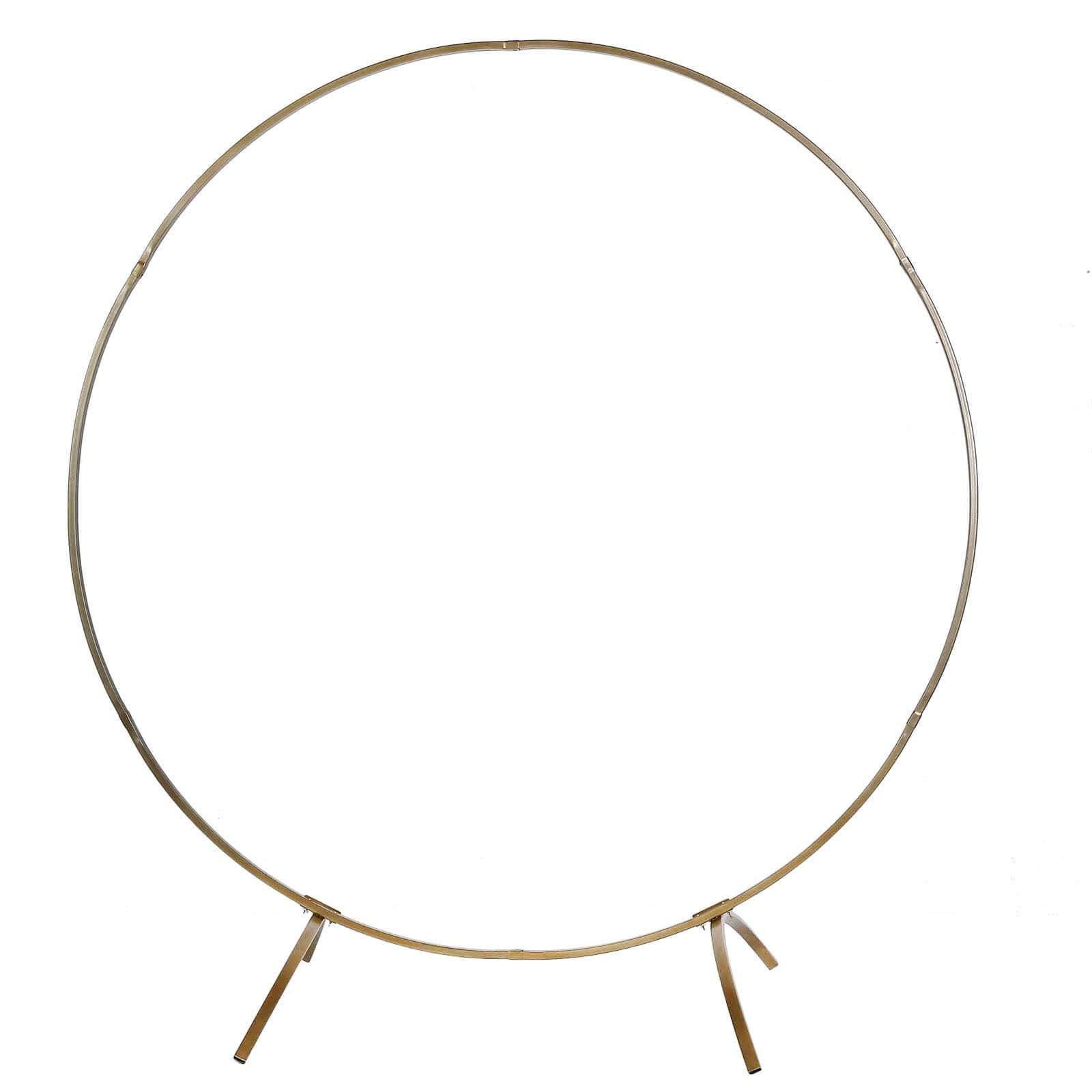 CIRCLE HOOP ARCH
