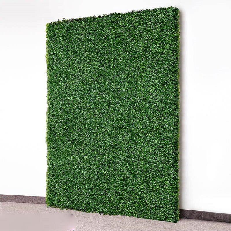 SQUARE GRASS WALL