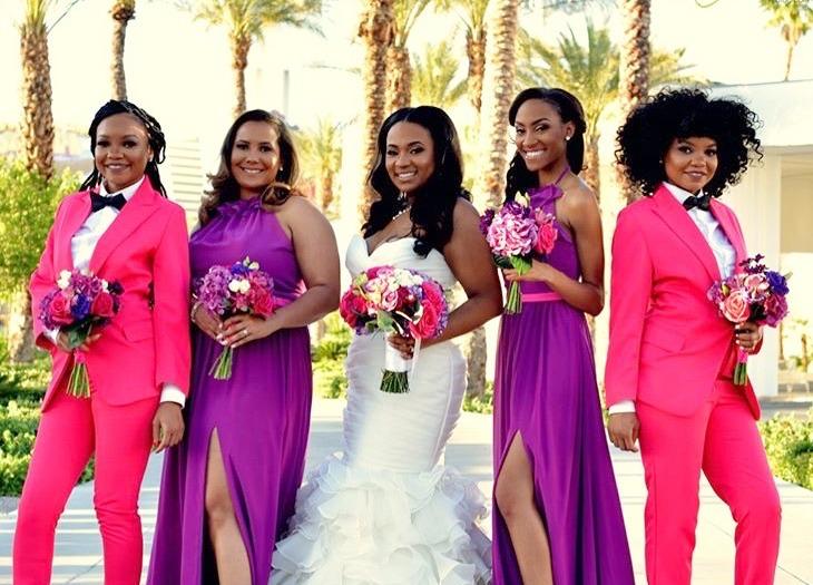 SLS Bridal Party