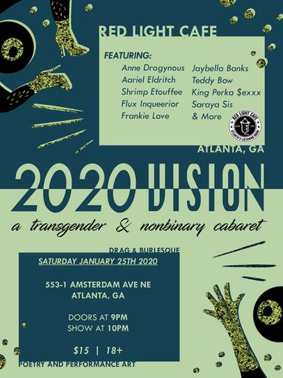 2020 Vision A Trans and NB Cabaret ATL