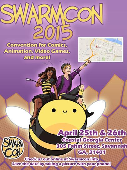SwarmCon 2015