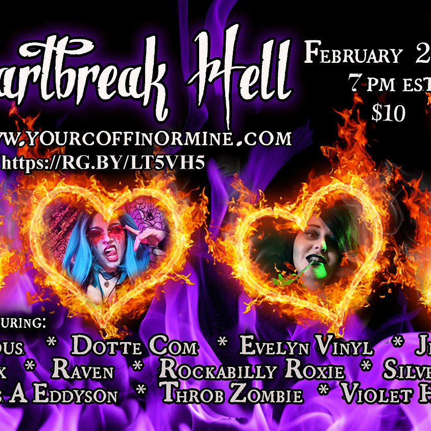 Heartbreaker Hell: A Burlesque and Drag Show