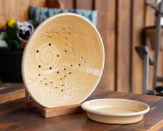 Fruit Bowl with saucer