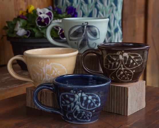 Latte or Soup Mugs