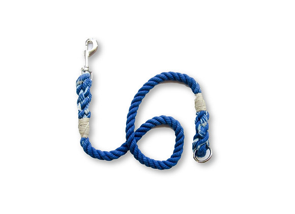 Denim Blue Leash