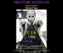 Michael Silas Master Class