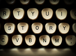 Le chiavi della macchina da scrivere