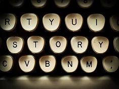 Maszyna do pisania Klawisze