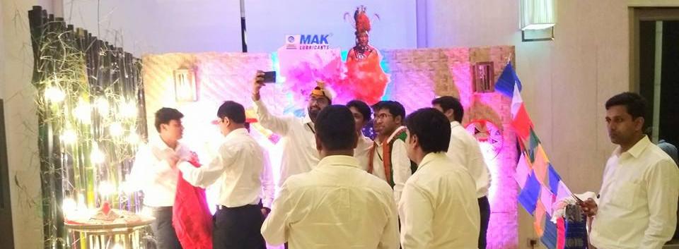 MAK Lub Regional Employee Meet
