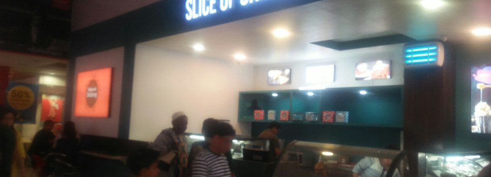 Slice of Shillong Cafe