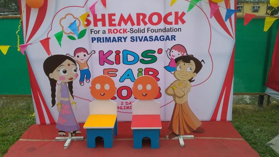 Shemrock Kids Fair Sibsagar