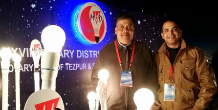 2673Rotary District Conference, Tezpur