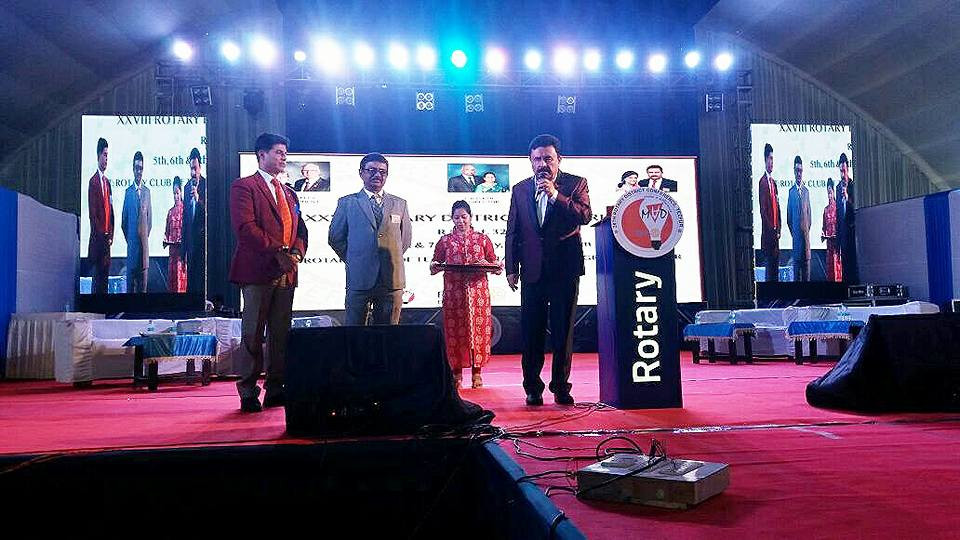 Rotary District Confernce