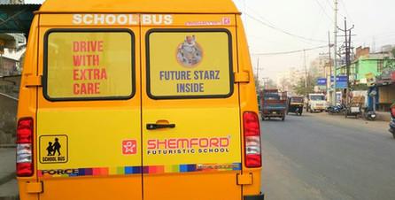 Shemford School Bus