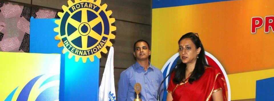 Rotary Club of Guwahati City Bod Installation