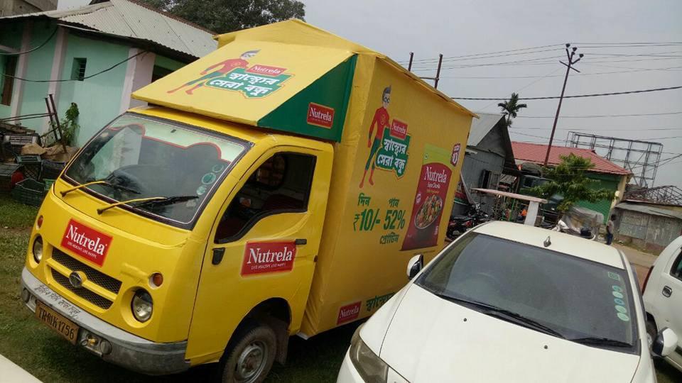 Road Show for Ruchi Soya