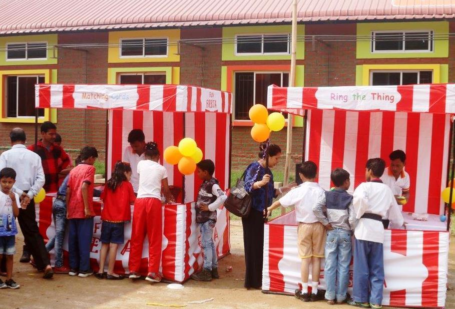 Shemford School activity
