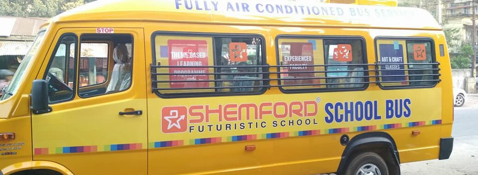 Shemford School Bus