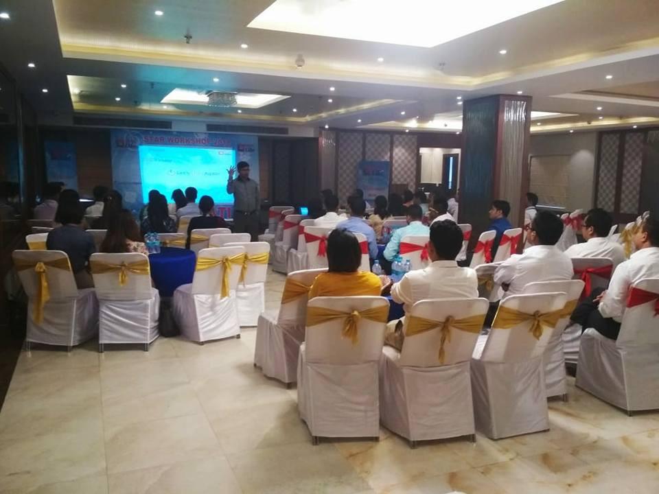 HDFC Life Star Workshop