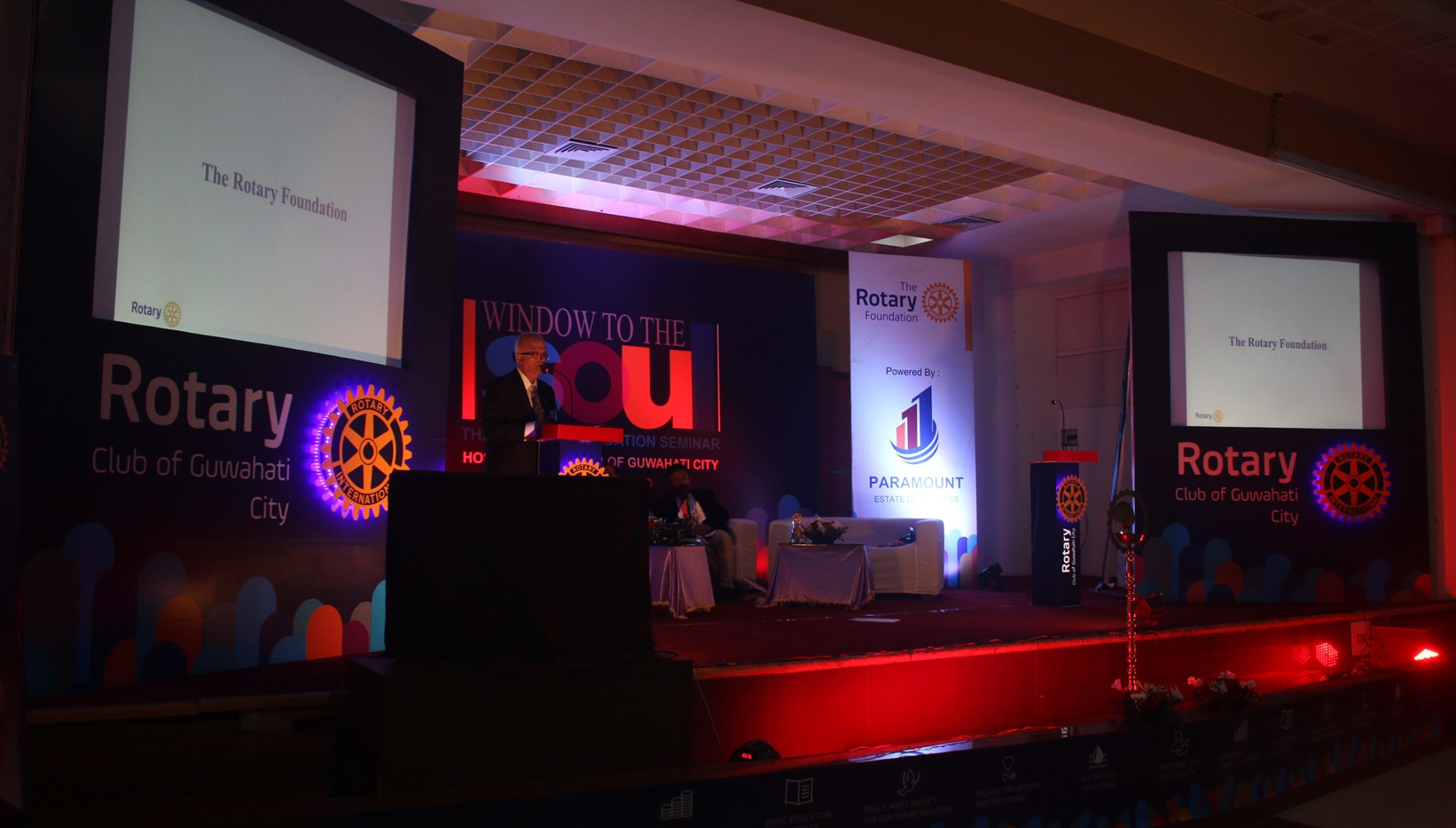 Rotary District TRF Seminar