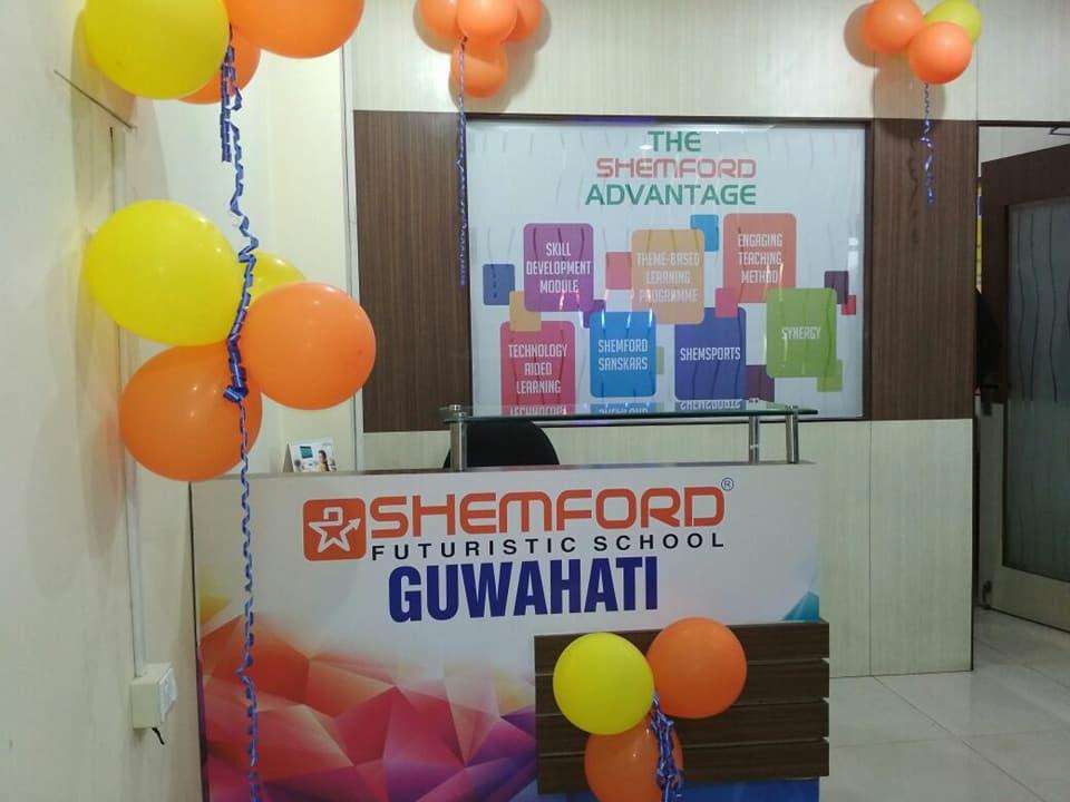 Shemford City Office