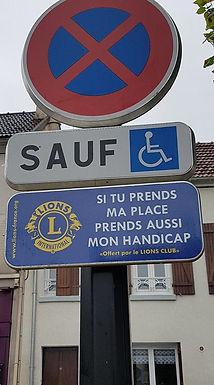 handicap domont