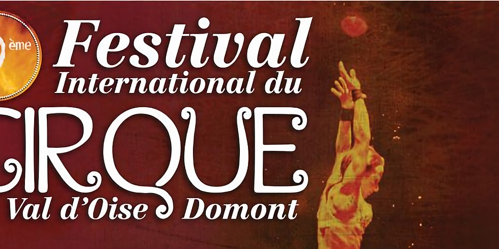 Festival International du Cirque du Val d'Oise