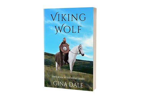 Viking Wolf E-Book