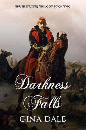 New Name Darkness Falls eBook Cover Amaz