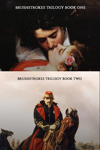 Special offer - Book One & Two Brushstrokes Trilogy
