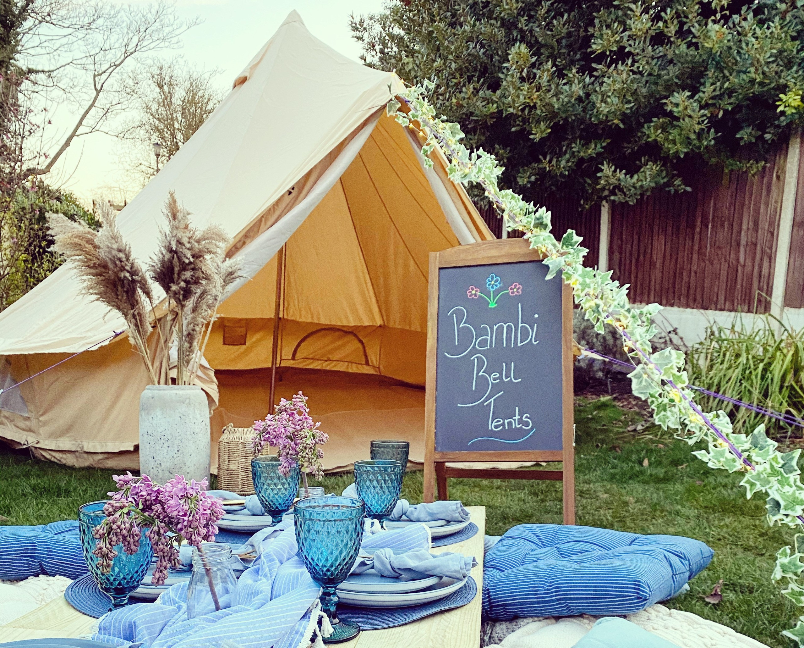 Summer Festival (Weekend Tub and Tent)