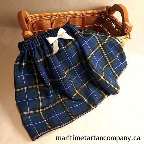 Nova Scotia Tartan Child's Skirt