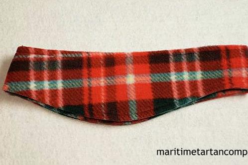 New Brunswick Tartan Ear Warmer