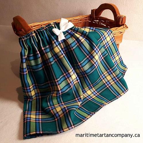 Alberta Tartan Child's Skirt