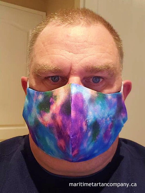 COSMIC Print Face Mask - ALLOW UP TO 10 BUSINESS DAYS FOR SHIPPING