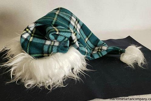 Cape Breton Tartan Christmas Hat