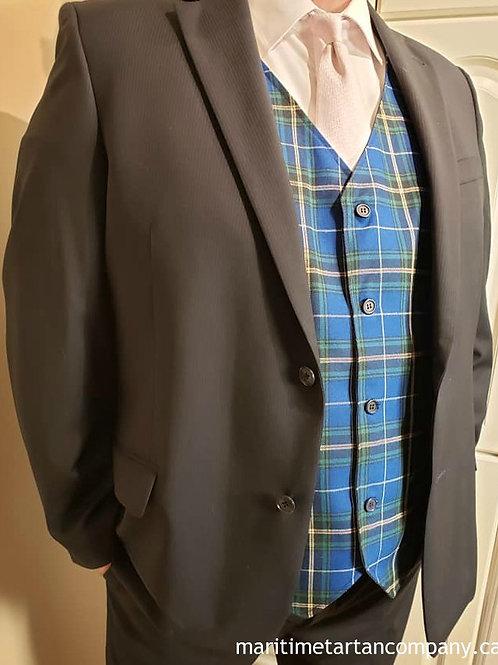 Adult Tartan Vest (Big and Tall Man)