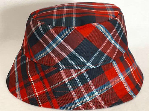 New Brunswick Tartan Bucket Hat