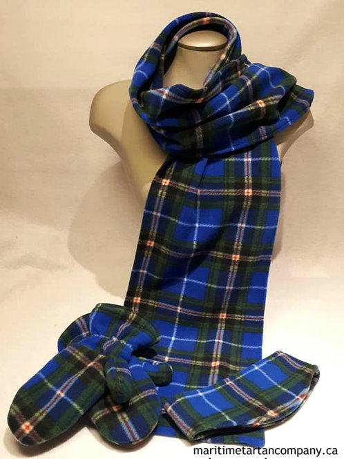 Nova Scotia Tartan Winter Set