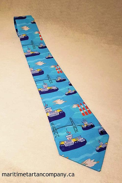 Halifax / Dartmouth Ferry Tie