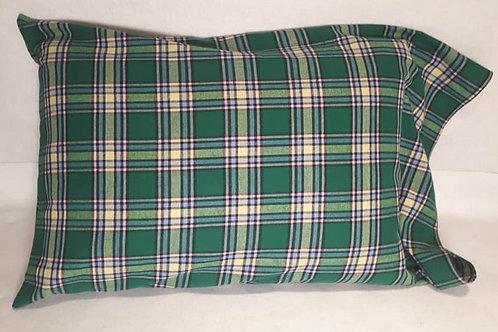 Alberta Tartan Brushed Cotton Pillow Case