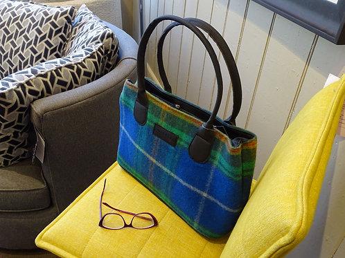 Nova Scotia Tartan Wool Patricia Purse