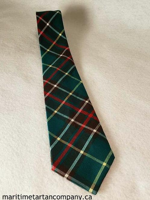 Newfoundland Tartan Tie (Adult)