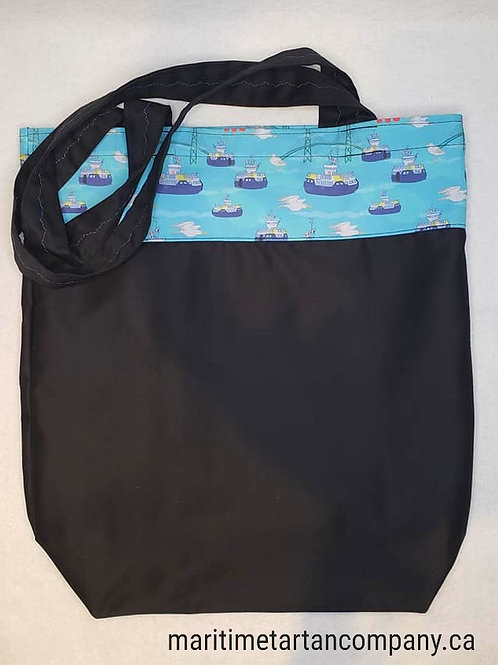 Halifax / Dartmouth Ferry Shopping Bag