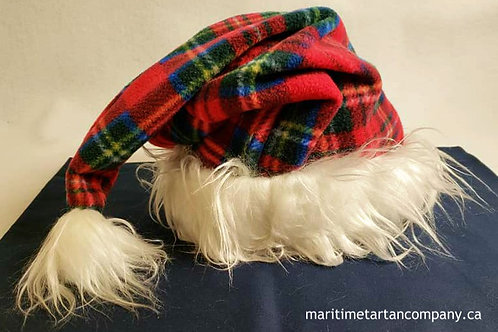 Royal Stewart Tartan Christmas Hat