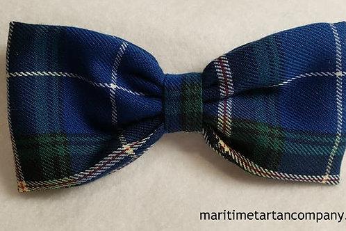 Nova Scotia Tartan Clip on Bow Tie (Adult)