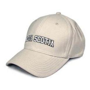 Nova Scotia Jersey Hat - Cream