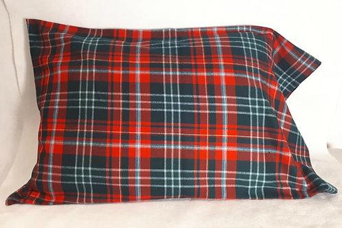 Other Tartan Brushed Cotton Pillow Case - Choose your tartan