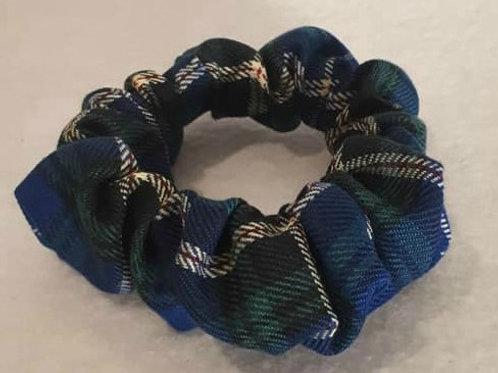 Scrunchies (Choose your tartan or print)
